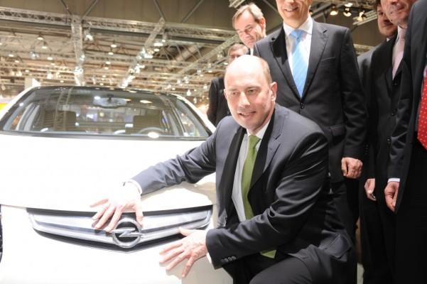 Tiefensee: Das ist Opel. Die unterstützen wir