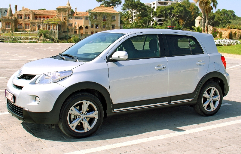 Toyota - Urban Cruiser - Bild