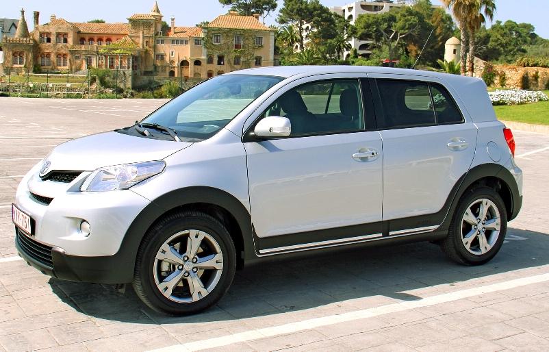 Toyota Urban Cruiser kommt im April