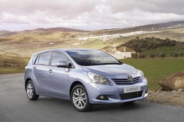 Toyota zeigt neuen Verso in Genf