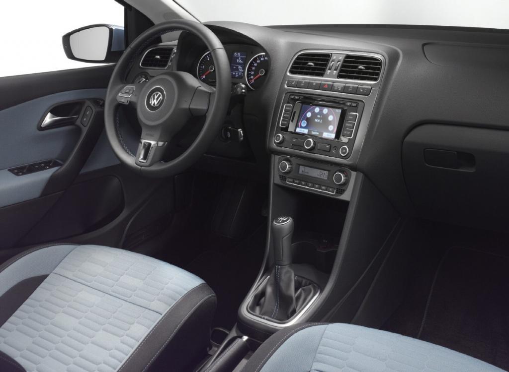 VW Polo mit einem Verbrauch von 3,3 Litern