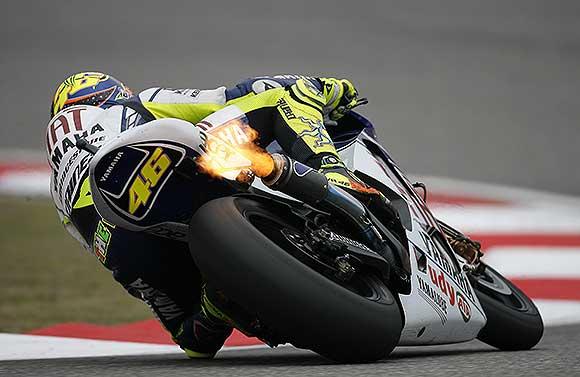 Valentino Rossi, aktueller Weltmeister der MotoGP, hat den Motorradsport wie niemand anders geprägt.