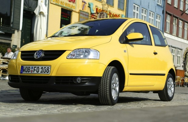 Volkswagen Fox beliebtestes Modell im Mini-Segment