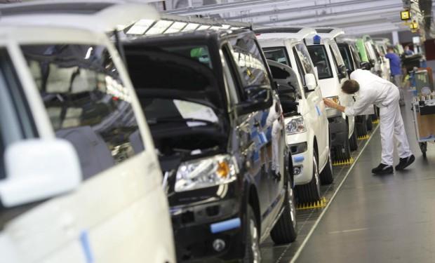 Volkswagen Nutzfahrzeuge steigerte 2008 den Gewinn