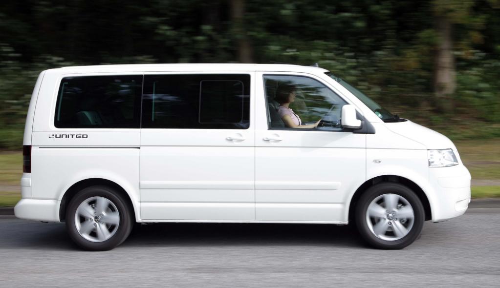 Volkswagen bietet Familienrabatt für den Multivan