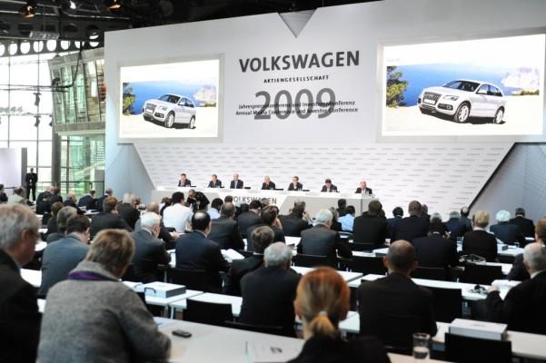 Volkswagen erreicht seine Ziele: Gewinn wuchs um 13,7 Prozent