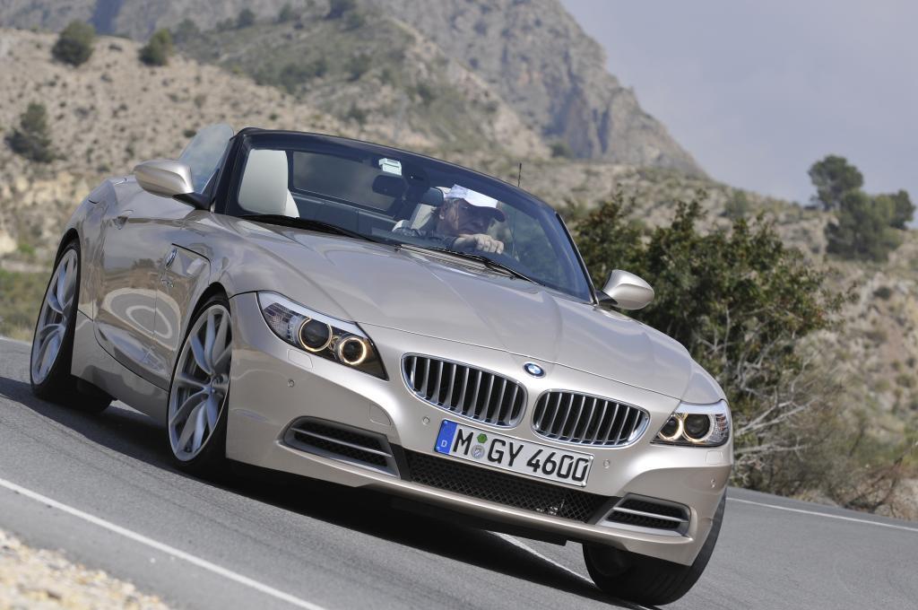 Vorstellung BMW Z4: Männerdomäne?