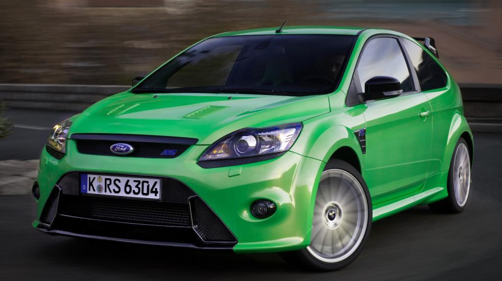 Vorstellung Ford Focus RS: Starke Leistung