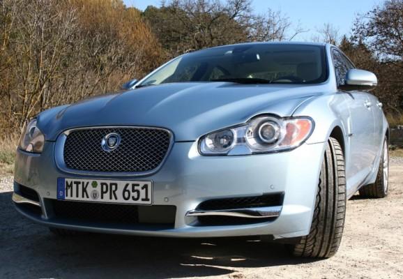 Vorstellung Jaguar XF 3.0 L Diesel S: Mächtig Druck im Drehzahlkeller