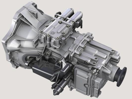ZF liefert Getriebe für DHL-Kleintransporter
