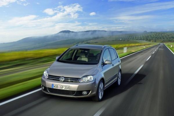 Zubehör für modellgepflegten VW Golf Plus