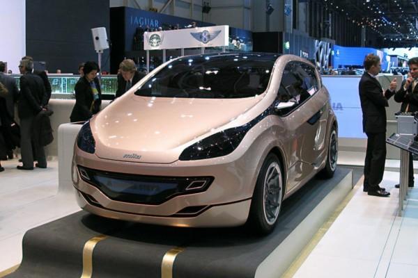 Zulieferer entwickelt Plattform für Elektroauto