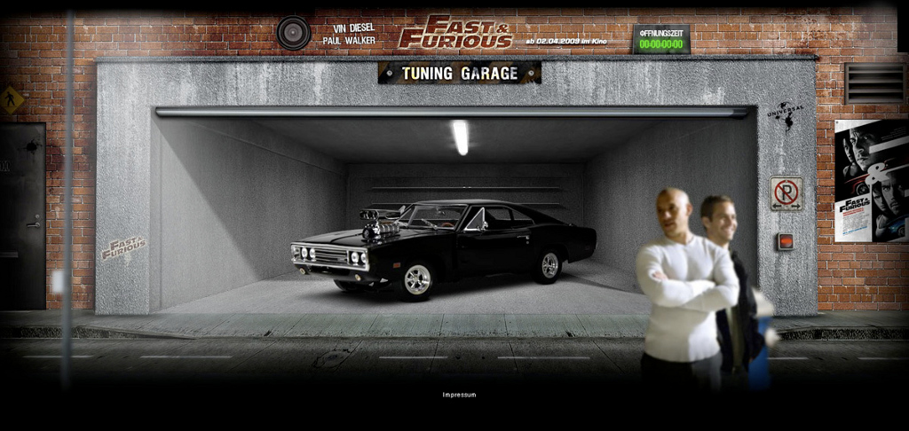 auto.de-Gewinnspiel: Fast and Furious – Neues Modell. Originalteile.