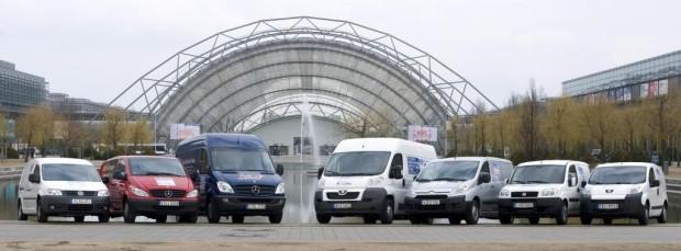 ''KEP-Transporter des Jahres 2009'' gewählt
