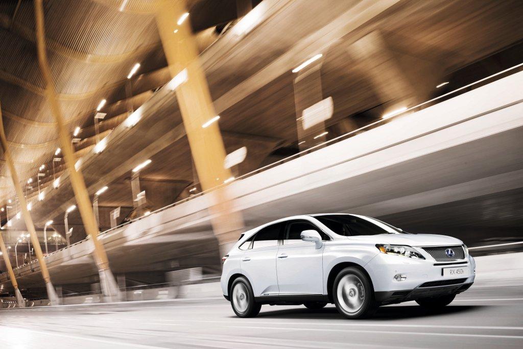 AMI 2009: Lexus mit zwei Premieren
