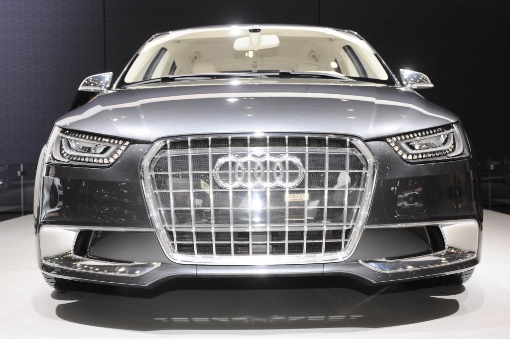 AMI 2009: Sparsame Modelle bei Audi