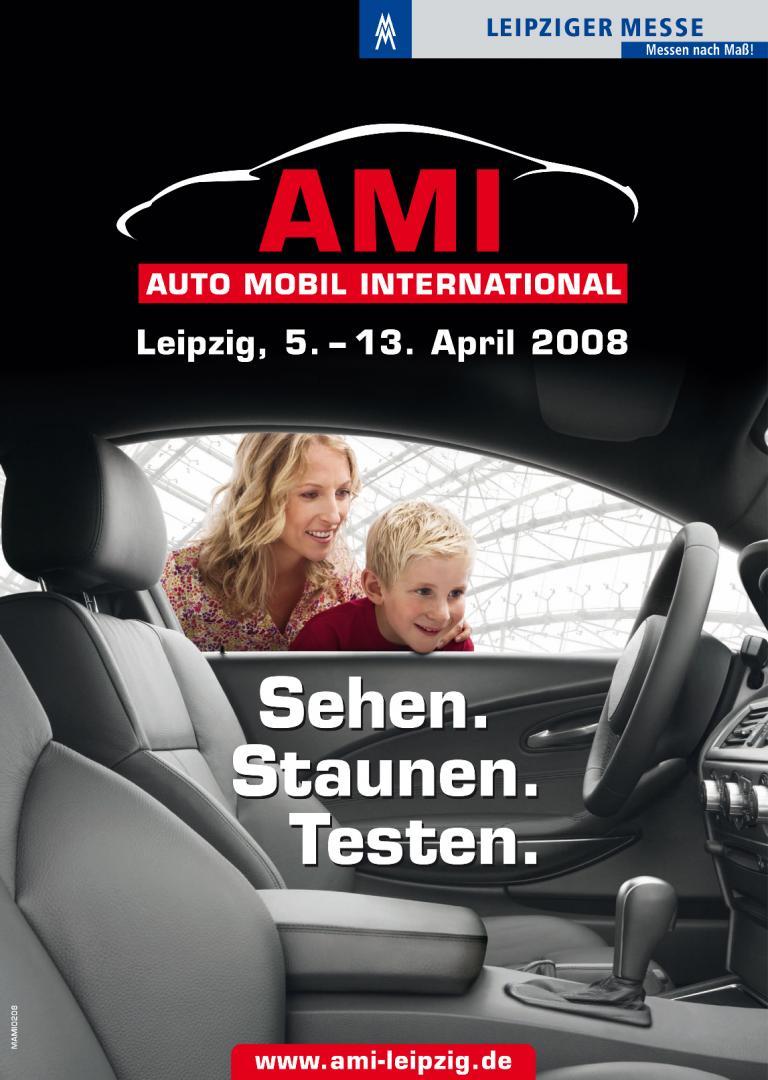 AMI in Leipzig mit mehr als 250 000 Besuchern zufrieden