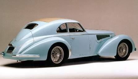Alfa Romeo 8C 2900 B gewinnt Concorso d'Eleganza