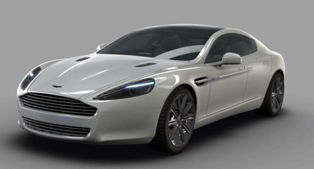 Aston Martin Rapide tritt gegen Porsche Panamera an