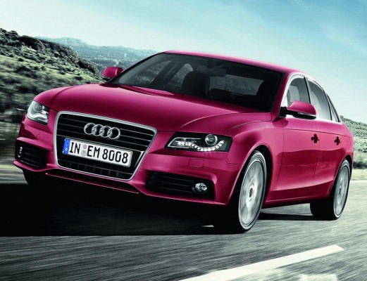 Audi A4 2.0 TDI e ist ab sofort bestellbar