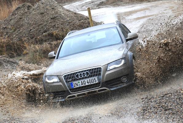 Audi A4 Allroad Quattro: Tausendsassa