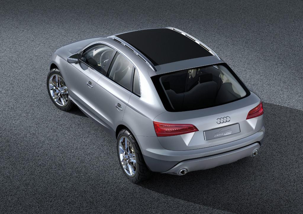Audi Q3 wird ab 2011 im spanischen Martorell gefertigt