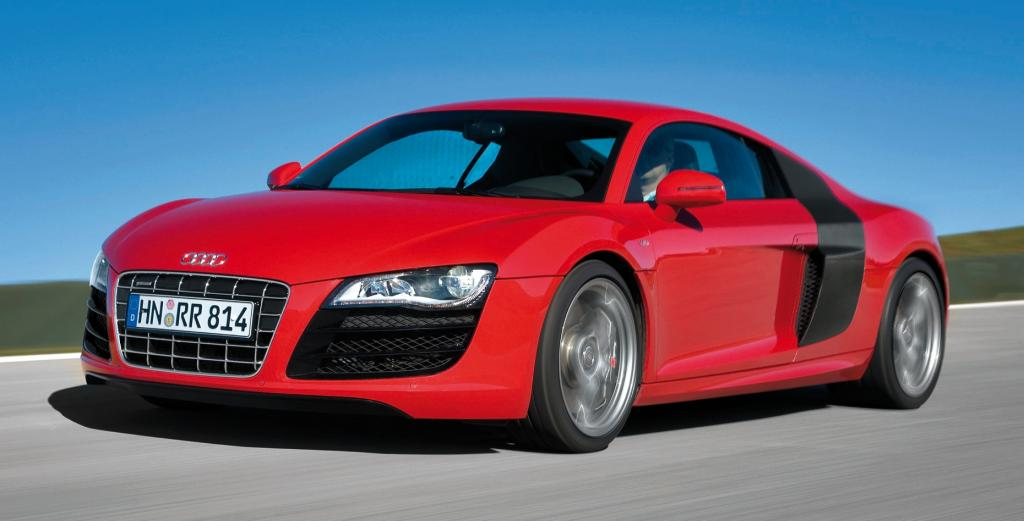 Audi R8 ist ''Klassiker der Zukunft 2009''