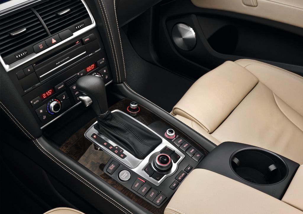 Audi zeigt neue Q7–Generation