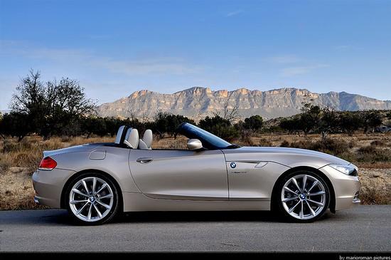 Auf der Überholspur | BMW Z4 sDrive35i