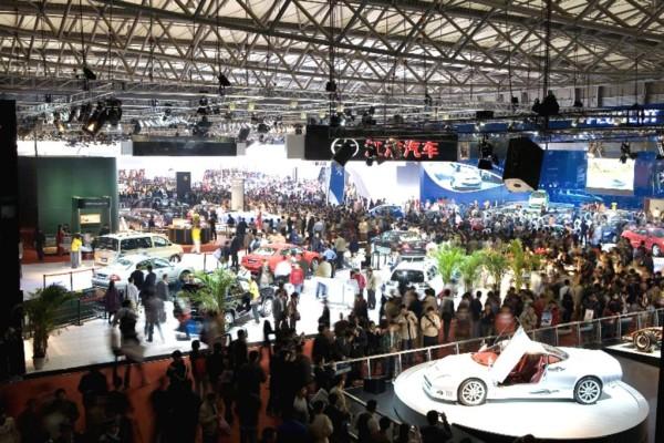 Auto Shanghai 2009: Fast wie in guten alten Zeiten