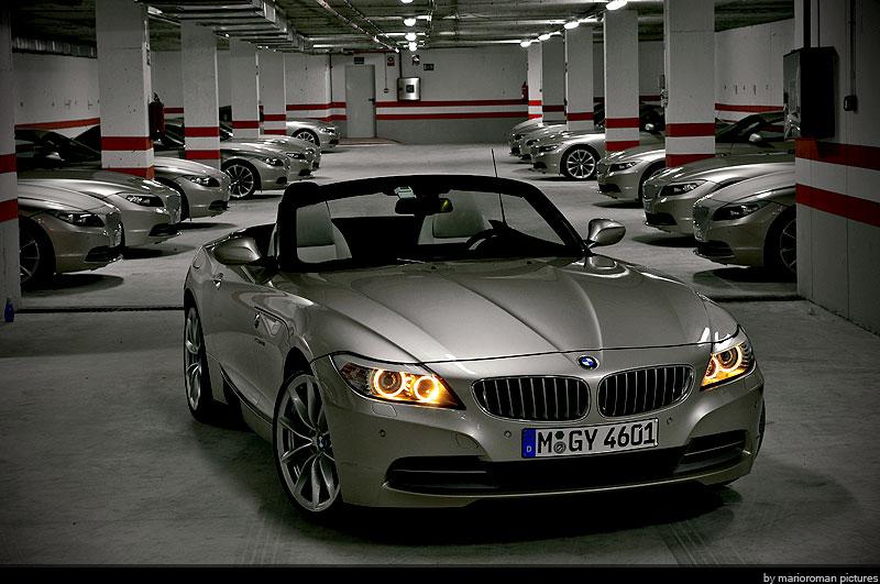 BMW - Z4 - Bild