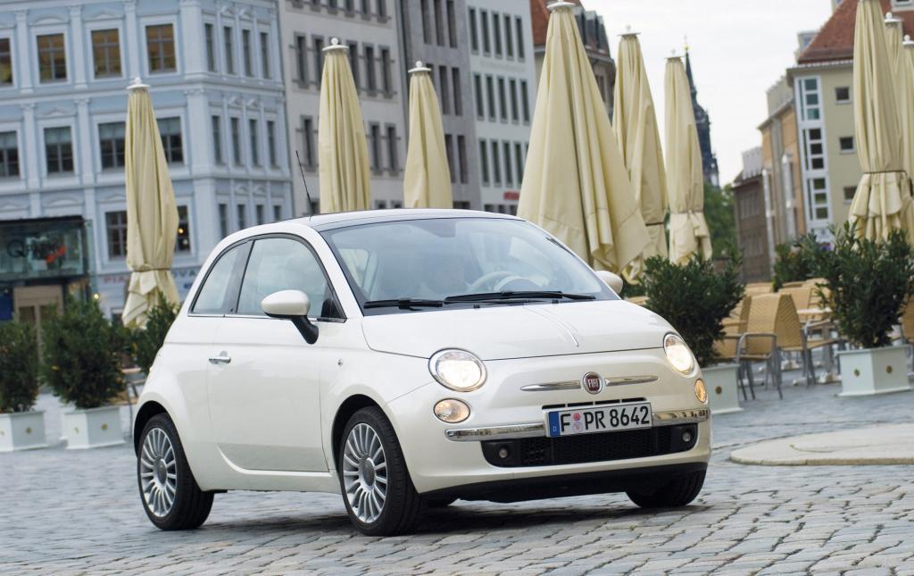 Bremsprobleme: Rückruf für Fiat 500 und Ford Ka