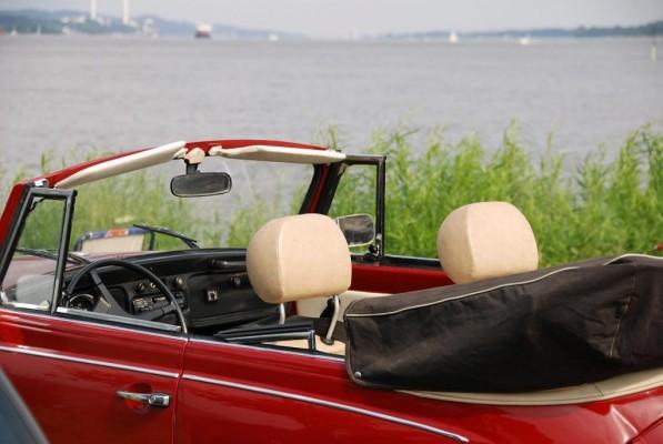 Cabrio: Regenschaden kein Fall für die Versicherung