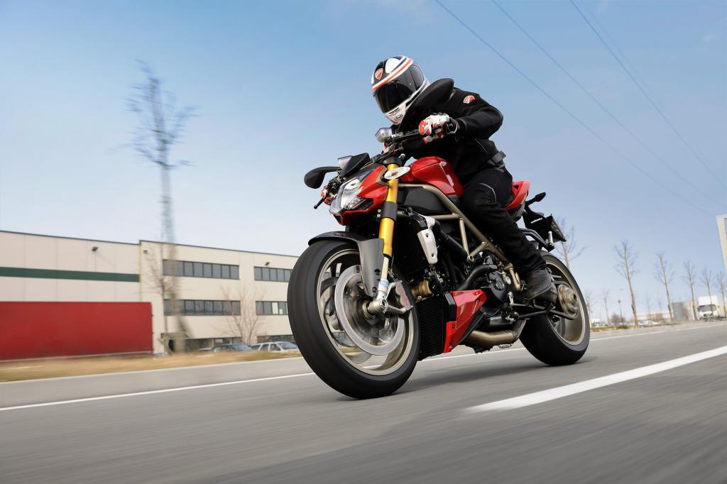Ducati Streetfighter: Der Name ist Programm