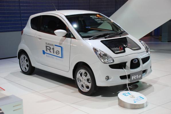 Elektroautos – der lange Weg zur Serie