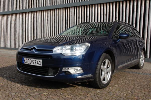 Erstkontakt Citroën C5 Tourer HDi 140 FAP Confort: Sänfte im Highend-Stadium