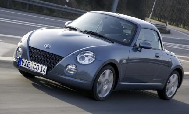 Fahrbericht Daihatsu Copen Top S: Kurz, klein und knackig