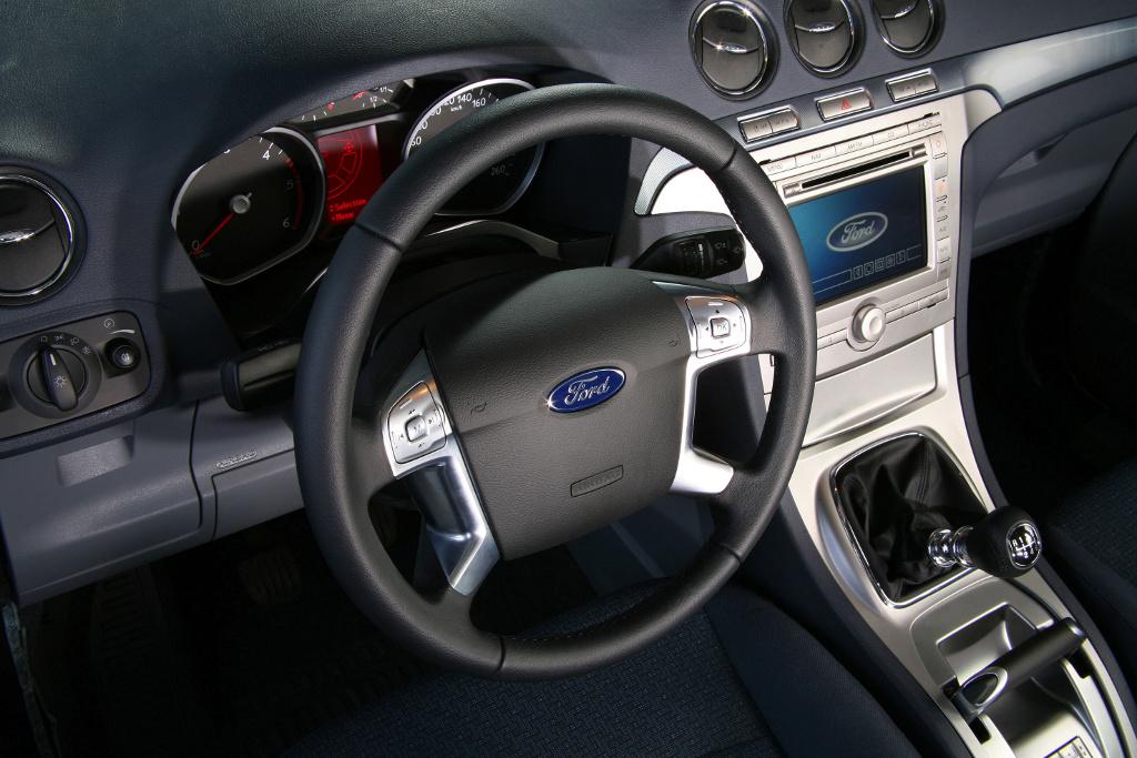 Fahrbericht Ford Galaxy: Transporter für Viele