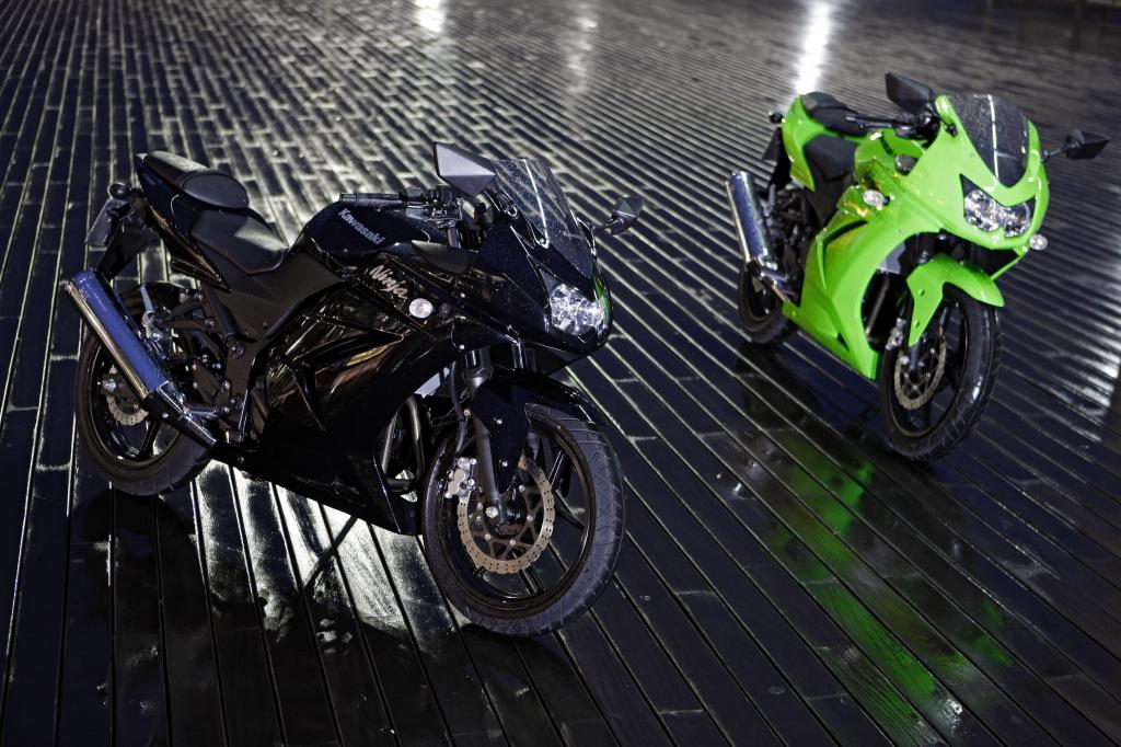 Fahrbericht Kawasaki Ninja 250R: Günstige Einstiegssportlerin