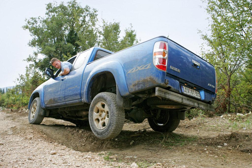 Fahrbericht Mazda BT-50 L-Cab Toplands: Unerwartete Fahrfreude