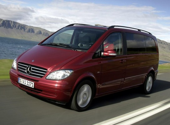 Fahrbericht Mercedes-Benz Viano CDI 2.2 Ambiente: Die Van-Alternative