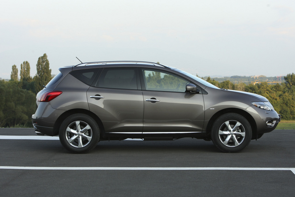 Fahrbericht Nissan Murano Executive: American way of drive