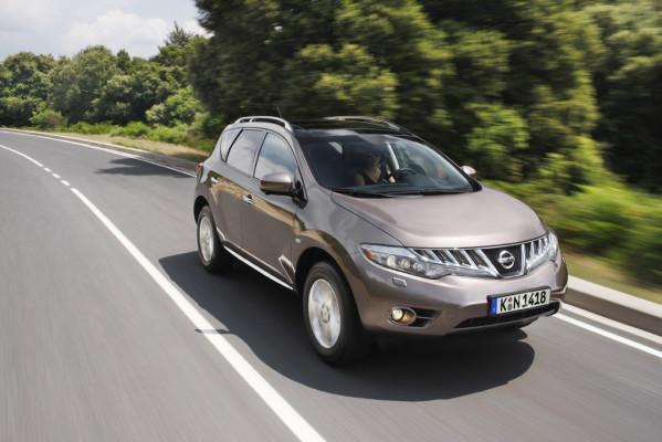 Fahrbericht Nissan Murano: Reise-Sänfte mit Power-Benziner