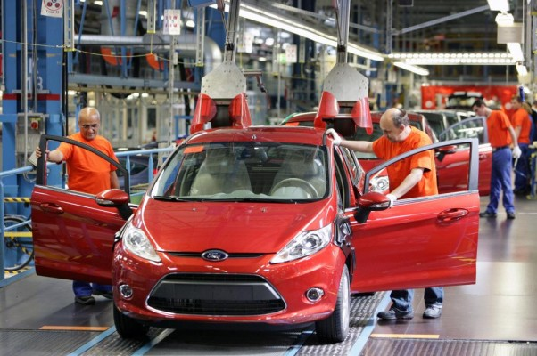 Ford Fiesta erzielt Verkaufsrekorde