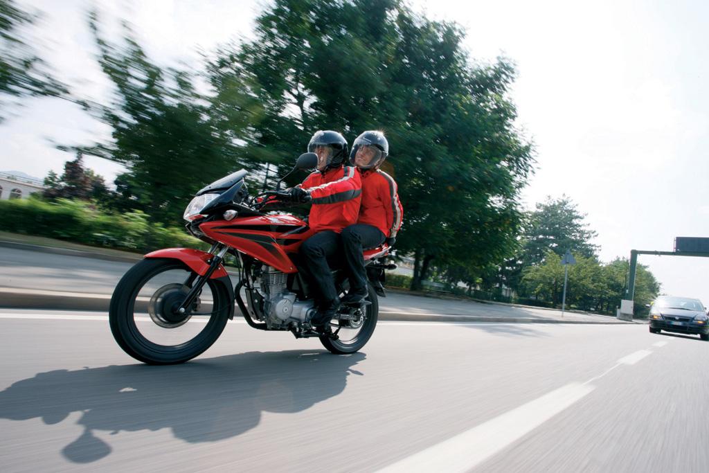 Honda CBF125: Kampfansage in der Achtelliterklasse