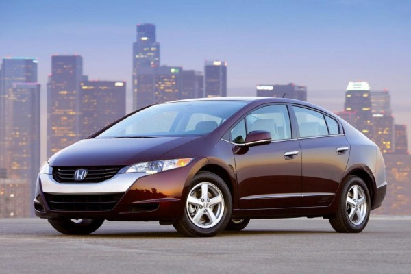 Honda FCX Clarity ist ''World Green Car''