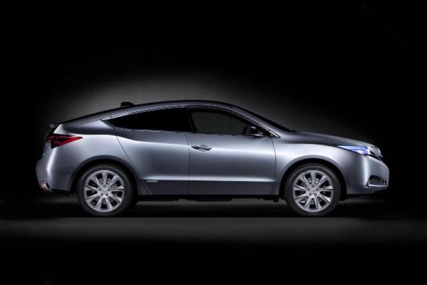 Honda zielt mit SUV-Coupé auf BMW X6