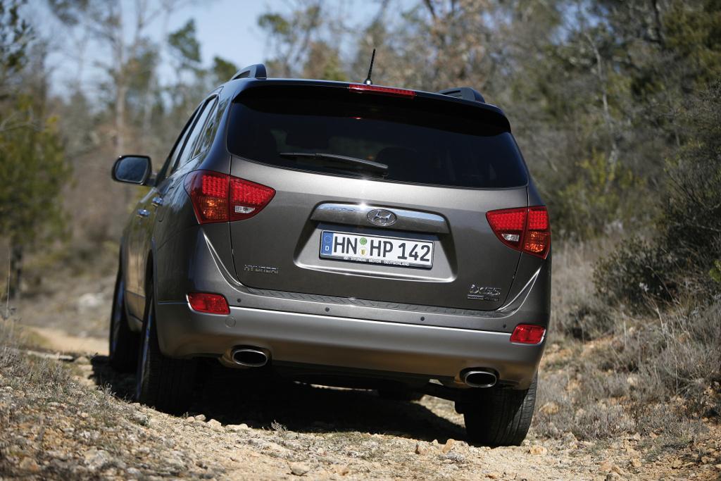 Hyundai ix55: Premium muss nicht immer teuer sein