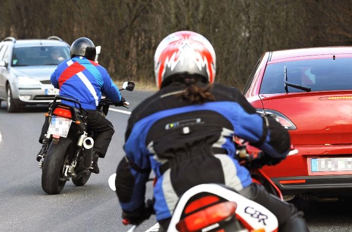 Internationales Motorradsymposium für mehr Verkehrssicherheit