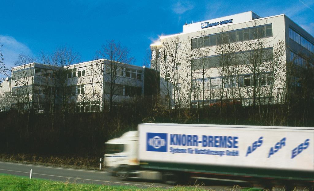 Jahresüberschuss ging bei Knorr-Bremse zurück